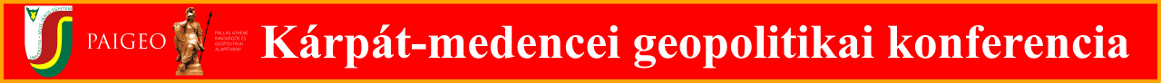 Kárpát-medencei geopolitikai konferencia Logo